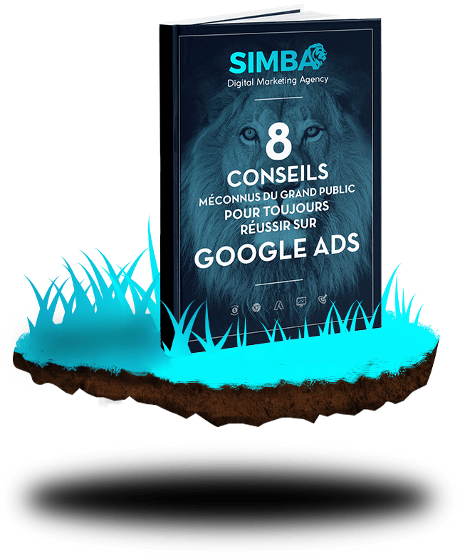 simba ebook google ads